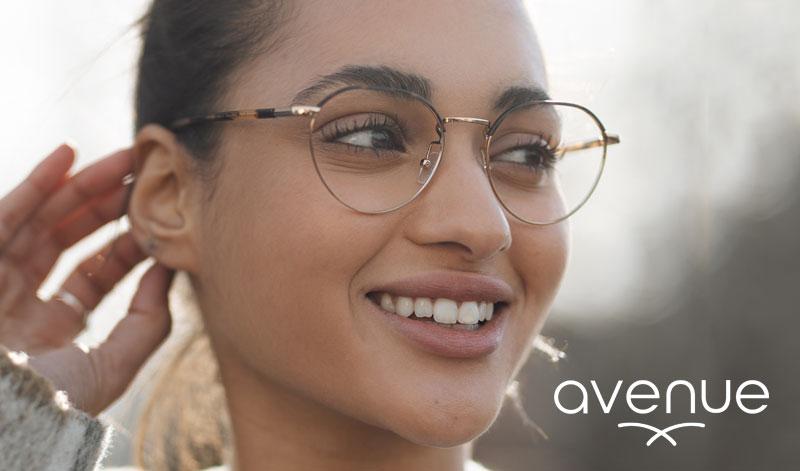 banniere avenue eyewear