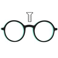 Ajustement de lunettes