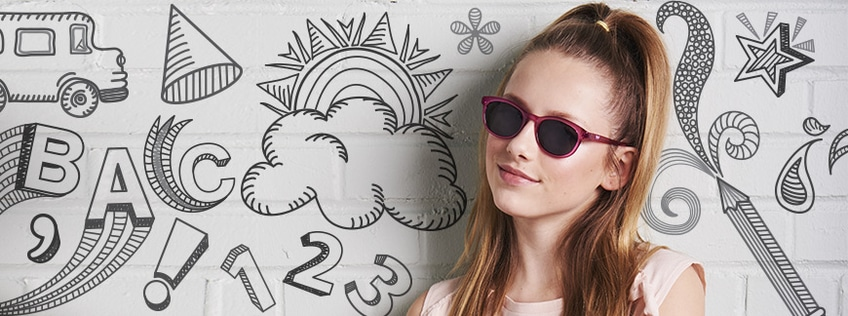 Protect Your kids' eyes against UV rays at all times