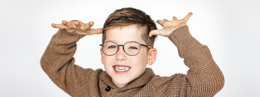 Receive a Refund for Your Children's Glasses and Lenses