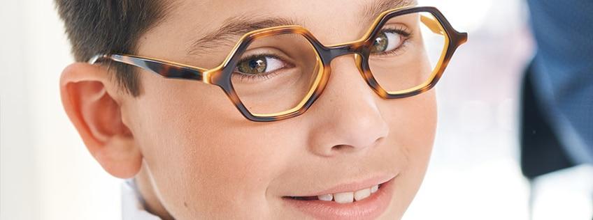 Kids Glasses: Eyeglass Frames & Lenses for Children