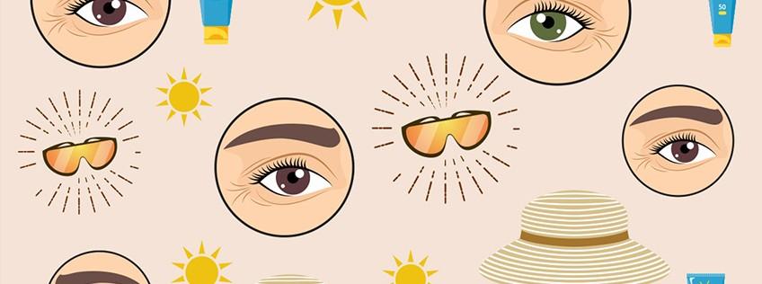 Rides et exposition solaire : bien protéger sa peau (et ses yeux)